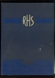 1937 Edition, Rockford High School - RHS Yearbook (Rockford, IL)