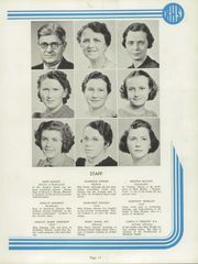 Page 17, 1939 Edition, Rockford High School - RHS Yearbook (Rockford, IL) online yearbook collection