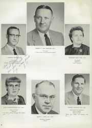 Page 12, 1958 Edition, Naperville Central High School - Arrowhead Yearbook (Naperville, IL) online yearbook collection