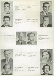 Page 14, 1958 Edition, Naperville Central High School - Arrowhead Yearbook (Naperville, IL) online yearbook collection