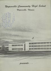 Page 6, 1958 Edition, Naperville Central High School - Arrowhead Yearbook (Naperville, IL) online yearbook collection