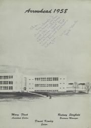 Page 7, 1958 Edition, Naperville Central High School - Arrowhead Yearbook (Naperville, IL) online yearbook collection