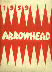 Naperville Central High School - Arrowhead Yearbook (Naperville, IL) online yearbook collection, 1959 Edition, Page 1