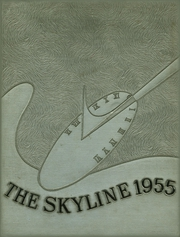 1955 Edition, United Township High School - Skyline Yearbook (East Moline, IL)
