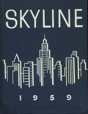 1959 Edition, United Township High School - Skyline Yearbook (East Moline, IL)