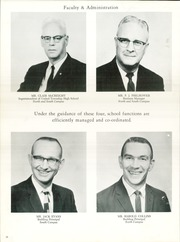 Page 16, 1962 Edition, United Township High School - Skyline Yearbook (East Moline, IL) online yearbook collection