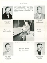 Page 20, 1962 Edition, United Township High School - Skyline Yearbook (East Moline, IL) online yearbook collection