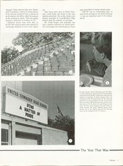 Page 11, 1982 Edition, United Township High School - Skyline Yearbook (East Moline, IL) online yearbook collection