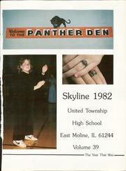 Page 5, 1982 Edition, United Township High School - Skyline Yearbook (East Moline, IL) online yearbook collection