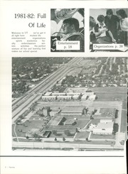 Page 6, 1982 Edition, United Township High School - Skyline Yearbook (East Moline, IL) online yearbook collection