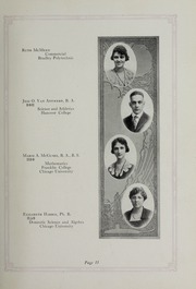 Page 13, 1920 Edition, Downers Grove North High School - Cauldron Yearbook (Downers Grove, IL) online yearbook collection