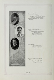 Page 14, 1920 Edition, Downers Grove North High School - Cauldron Yearbook (Downers Grove, IL) online yearbook collection