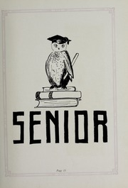 Page 15, 1920 Edition, Downers Grove North High School - Cauldron Yearbook (Downers Grove, IL) online yearbook collection