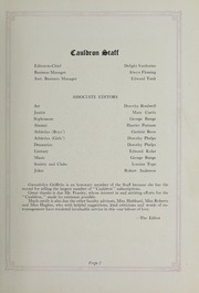 Page 9, 1920 Edition, Downers Grove North High School - Cauldron Yearbook (Downers Grove, IL) online yearbook collection