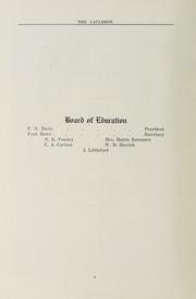 Page 10, 1922 Edition, Downers Grove North High School - Cauldron Yearbook (Downers Grove, IL) online yearbook collection