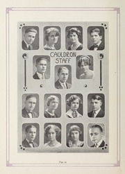 Page 8, 1924 Edition, Downers Grove North High School - Cauldron Yearbook (Downers Grove, IL) online yearbook collection