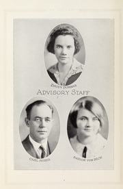 Page 8, 1926 Edition, Downers Grove North High School - Cauldron Yearbook (Downers Grove, IL) online yearbook collection
