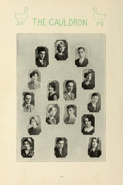 Page 10, 1929 Edition, Downers Grove North High School - Cauldron Yearbook (Downers Grove, IL) online yearbook collection