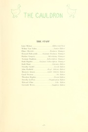 Page 11, 1929 Edition, Downers Grove North High School - Cauldron Yearbook (Downers Grove, IL) online yearbook collection