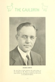 Page 9, 1929 Edition, Downers Grove North High School - Cauldron Yearbook (Downers Grove, IL) online yearbook collection