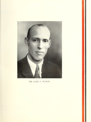 Page 11, 1934 Edition, Downers Grove North High School - Cauldron Yearbook (Downers Grove, IL) online yearbook collection