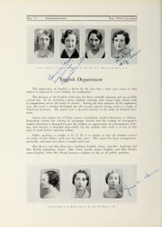 Page 16, 1934 Edition, Downers Grove North High School - Cauldron Yearbook (Downers Grove, IL) online yearbook collection