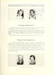 Page 17, 1934 Edition, Downers Grove North High School - Cauldron Yearbook (Downers Grove, IL) online yearbook collection