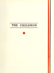 Page 5, 1934 Edition, Downers Grove North High School - Cauldron Yearbook (Downers Grove, IL) online yearbook collection