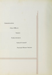Page 14, 1937 Edition, Downers Grove North High School - Cauldron Yearbook (Downers Grove, IL) online yearbook collection