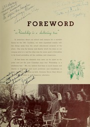 Page 9, 1941 Edition, Downers Grove North High School - Cauldron Yearbook (Downers Grove, IL) online yearbook collection