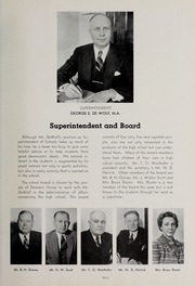 Page 13, 1942 Edition, Downers Grove North High School - Cauldron Yearbook (Downers Grove, IL) online yearbook collection