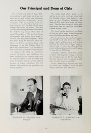 Page 14, 1942 Edition, Downers Grove North High School - Cauldron Yearbook (Downers Grove, IL) online yearbook collection