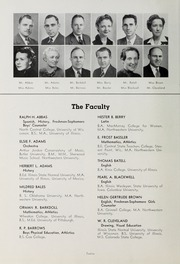 Page 16, 1942 Edition, Downers Grove North High School - Cauldron Yearbook (Downers Grove, IL) online yearbook collection