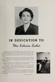 Page 9, 1942 Edition, Downers Grove North High School - Cauldron Yearbook (Downers Grove, IL) online yearbook collection