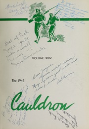 Page 7, 1943 Edition, Downers Grove North High School - Cauldron Yearbook (Downers Grove, IL) online yearbook collection