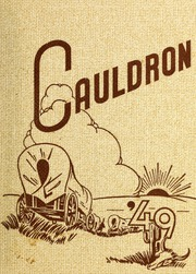 Page 1, 1949 Edition, Downers Grove North High School - Cauldron Yearbook (Downers Grove, IL) online yearbook collection