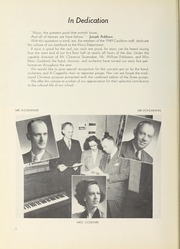 Page 10, 1949 Edition, Downers Grove North High School - Cauldron Yearbook (Downers Grove, IL) online yearbook collection
