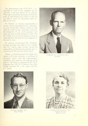 Page 15, 1949 Edition, Downers Grove North High School - Cauldron Yearbook (Downers Grove, IL) online yearbook collection