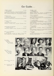 Page 16, 1949 Edition, Downers Grove North High School - Cauldron Yearbook (Downers Grove, IL) online yearbook collection