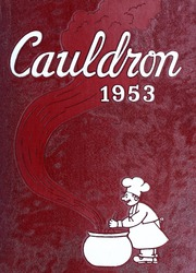 Page 1, 1953 Edition, Downers Grove North High School - Cauldron Yearbook (Downers Grove, IL) online yearbook collection