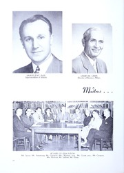 Page 12, 1953 Edition, Downers Grove North High School - Cauldron Yearbook (Downers Grove, IL) online yearbook collection