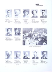 Page 14, 1953 Edition, Downers Grove North High School - Cauldron Yearbook (Downers Grove, IL) online yearbook collection
