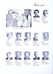 Page 16, 1953 Edition, Downers Grove North High School - Cauldron Yearbook (Downers Grove, IL) online yearbook collection