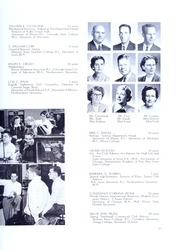 Page 17, 1954 Edition, Downers Grove North High School - Cauldron Yearbook (Downers Grove, IL) online yearbook collection