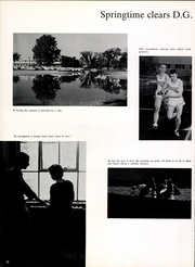 Page 16, 1962 Edition, Downers Grove North High School - Cauldron Yearbook (Downers Grove, IL) online yearbook collection