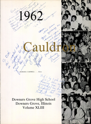 Page 5, 1962 Edition, Downers Grove North High School - Cauldron Yearbook (Downers Grove, IL) online yearbook collection