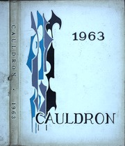 1963 Edition, Downers Grove North High School - Cauldron Yearbook (Downers Grove, IL)