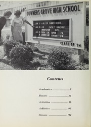 Page 6, 1964 Edition, Downers Grove North High School - Cauldron Yearbook (Downers Grove, IL) online yearbook collection