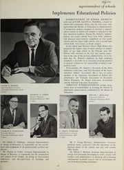 Page 17, 1965 Edition, Downers Grove North High School - Cauldron Yearbook (Downers Grove, IL) online yearbook collection