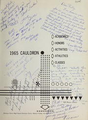 Page 5, 1965 Edition, Downers Grove North High School - Cauldron Yearbook (Downers Grove, IL) online yearbook collection